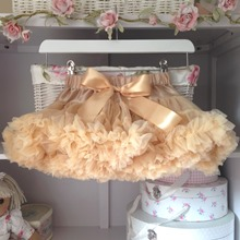 Pale Honeycomb Gold Belle Tutu