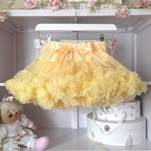 Lemon Meringue Belle Tutu