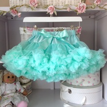 Mint Green Belle Tutu