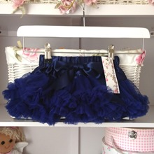 Deep Navy Blue Baby Tutu